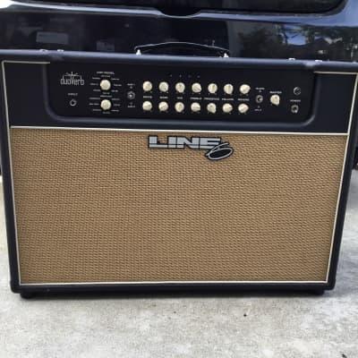 """Line 6 Duoverb 100-Watt 2x12"""" Guitar Combo"""