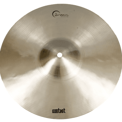 "Dream Cymbals 12"" Contact Series Splash Cymbal"