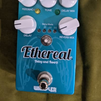 Wampler Ethereal Delay