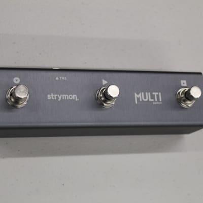 Strymon Multi Switch Grey