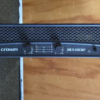 Used - Crown XLS602 2 Channel Power Amp for sale