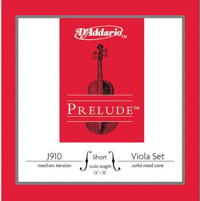 """D'Addario J910 SM 14-15"""" Prelude Viola Set Medium"""