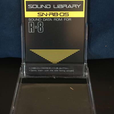 Roland SN-R8-05 Jazz ROM for Roland R8, R8 MKII