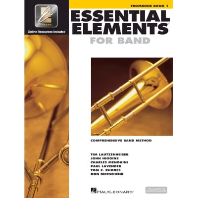 Essential Elements for Band - Trombone | Book 1 (w/ EEi)
