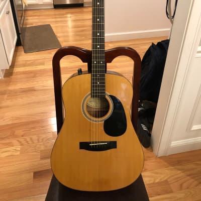 Acoustic Electric Guitar Antares DE-14 for sale