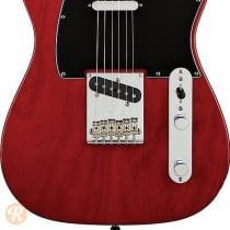 Fender American Standard Telecaster 2015 Crimson Red image