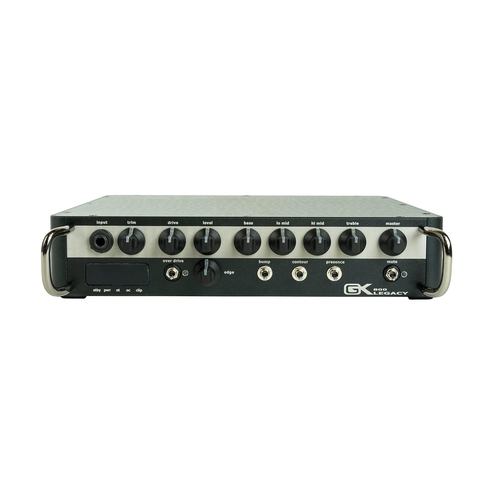 Gallien-Krueger Legacy 800 800W Ultra Light Bass Head Pre-Order
