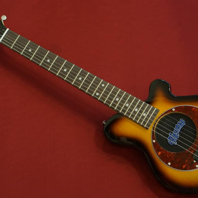 Pignose PGG-200 Brown Sunburst with softcase w/ free shipping! ** image
