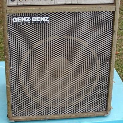 GENZ BENZ Shenandoah acoustic 100 amplifier for sale