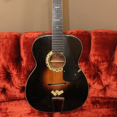 Le'Domino  Big Boy Acoustic Archtop Regal for sale