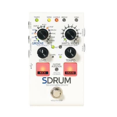 Digitech SDRUM Strummable Drums - Open Box