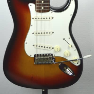 Fender '62 Reissue Stratocaster MIJ 1991 3 Tons Sunburst for sale