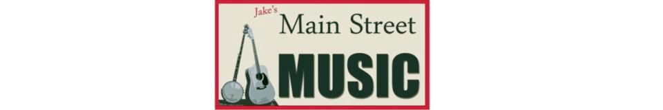 Jake's Main Street Music