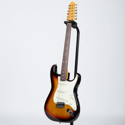 Fender Strat XII Stratocaster - Rosewood, 3-Color Sunburst for sale
