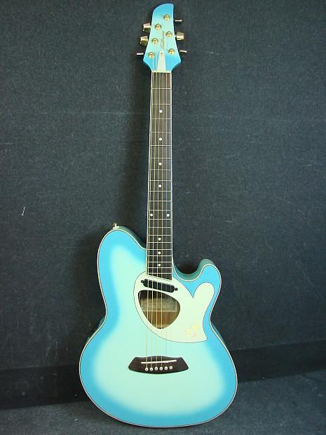 Ibanez Talman Tcm60 Acoustic Electric Guitar Reverb