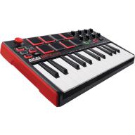 Akai Professional MPK mini MKII - Compact Keyboard and Pad Controller (Black)