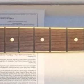 """Fender® USA Maple/RWD Channel Bound Strat Neck~9.5""""-14 Compound Radius~Brand New"""