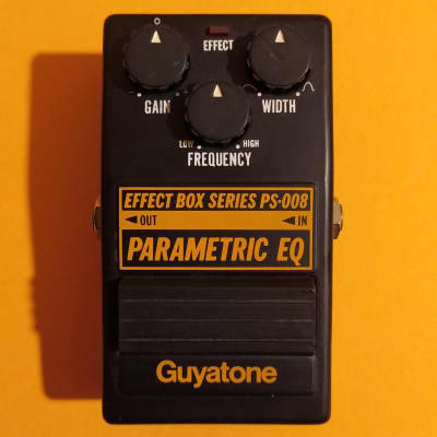 Guyatone PS-008 Parametric EQ made in Japan for sale