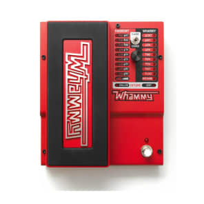 Digitech 2-Mode Whammy Effect with True Bypass for sale
