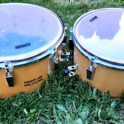 Sonor Primary Line Timpany PT16 and PT13 Natural