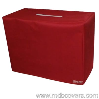 Peavey Classic 30 Poly-Canvas Amp Cover Red