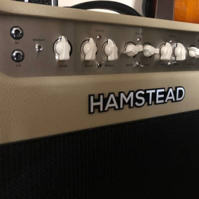 Hamstead Artist 20 RT+ MK II 2016 Cream for sale