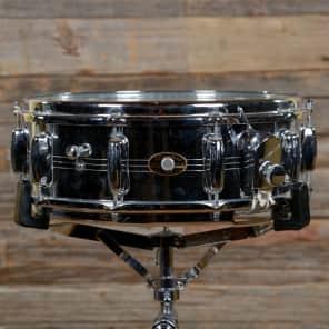 "Slingerland No. 132 Gene Krupa Sound King 5x14"" 10-Lug Chrome Over Brass Snare Drum 1963 - 1977"
