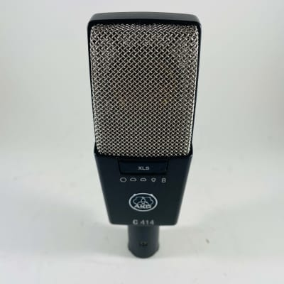 AKG C414 XLS Large Diaphragm Multipattern Condenser Microphone *Sustainably Shipped*