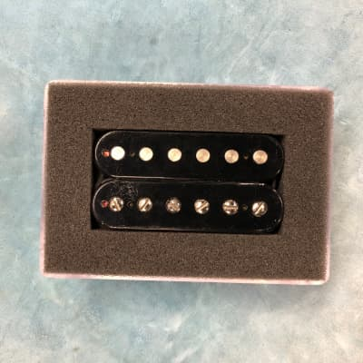 Bare Knuckle Pickups Holydiver Humbucker Guitar Neck Pickup Black