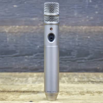 """Rode Microphones NT3 Studio and Location Multi-Powered 3/4"""" Condenser Microphone"""