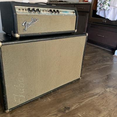 Fender Bassman 1969-71 Silverface