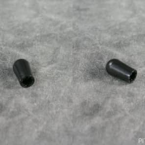NEW BLACK 3-WAY SWITCH TIP CAP FITS AMERICAN MADE USA PRS & GIBSON GUITARS PART for sale