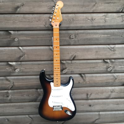 Fender Squier Stratocaster Classic Vibe Three Tone Sunburst for sale