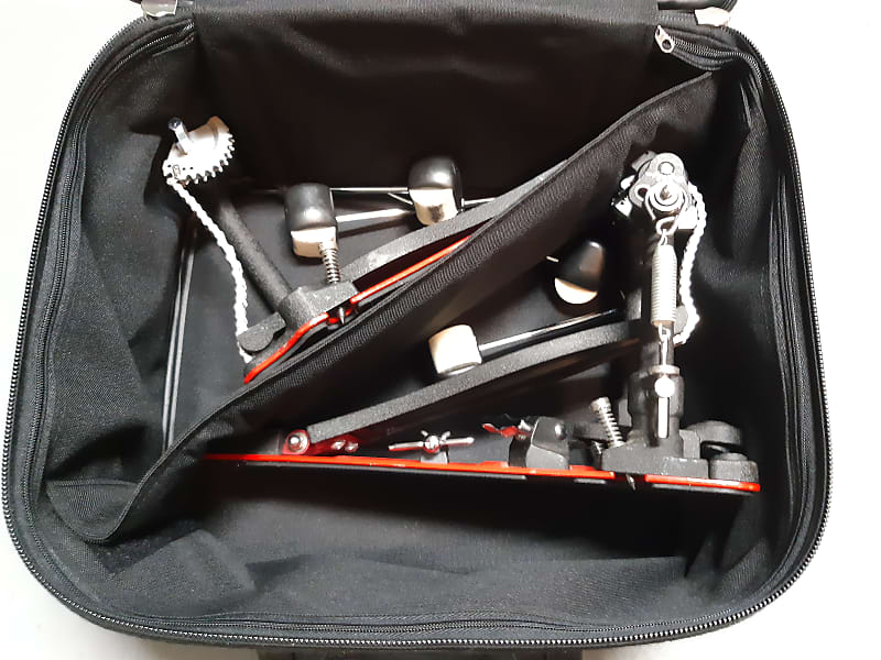 dw 5000 turbo double bass drum pedal bag reverb. Black Bedroom Furniture Sets. Home Design Ideas