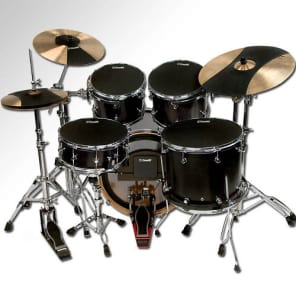 HQ Sound Off Pad Drum Mutes Standard Box Set
