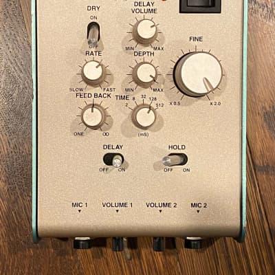 Vestax DDG-1M Silver / Blue for sale