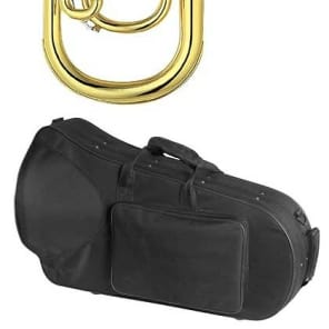 Brass Fever Deluxe Alto Horn Lacquer Musical Instruments & Gear