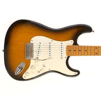 Fender  40th Anniversary 1954 Stratocaster 1994 2 Tone Sunburst for sale