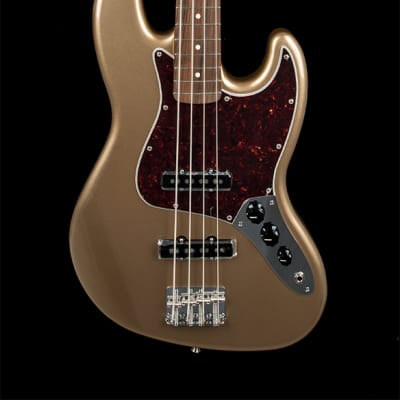 Fender Vintera '60s Jazz Bass - Firemist Gold for sale
