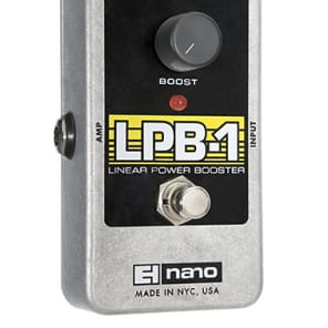 Electro Harmonix Nano LPB-1 for sale