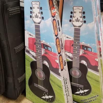 Copley RH-100 Road Hammer Guitar Pack 2010's black for sale