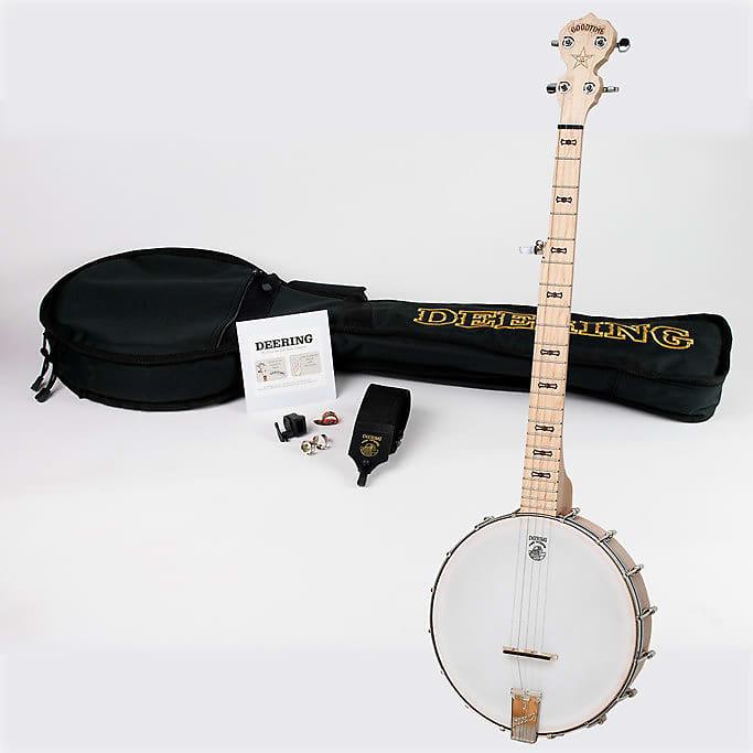 Deering Goodtime Banjo Beginner Package | Banjo Studio | Reverb