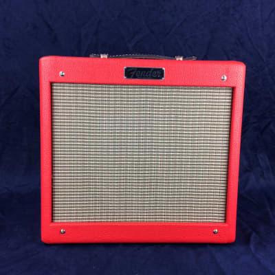 Fender FSR Pro Junior in Fiesta Red with Celestion G10 Speaker for sale