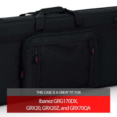 Gator EPS Guitar Case fits Ibanez GRG170DX, GRX20, GRX20Z, GRX70QA