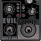 Death By Audio Evil Filter image