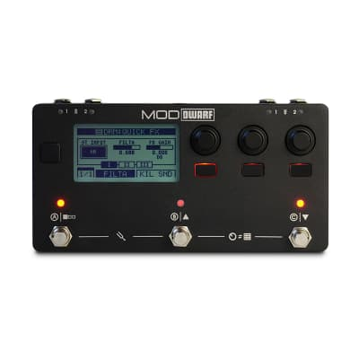 MOD Devices MOD Dwarf Smart Audio Processor