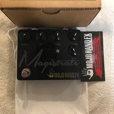 Mojo Hand FX Magistrate Distortion Pedal