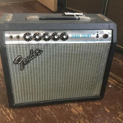 Fender Vibro Champ Amp 1979