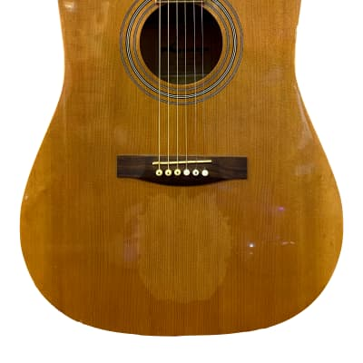 Lorenzo AXL 6200 Electro Acoustic Dreadnought with Cutaway for sale