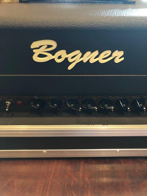hot product best online release date: Bogner Helios Eclipse 100 Watt Handwired Tube Head 2018 Black